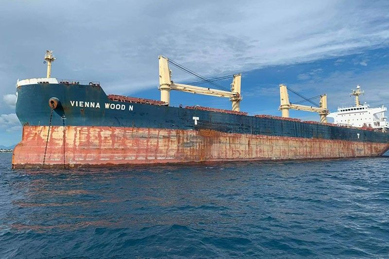 Philippine boat collision with Hong Kong-flagged vessel