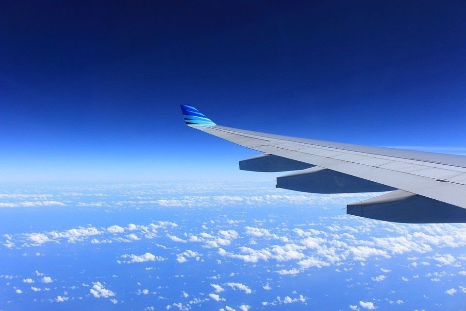 Plane accidents and incidents
