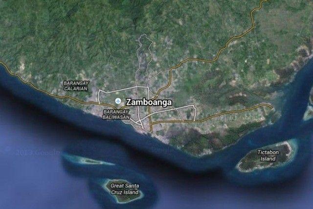 Zamboanga City and Zamboanga Peninsula