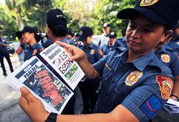 QCPD to implement �Oplan Tokhang' drop box