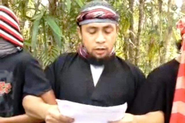 Duterte offers P10-M bounty for Hapilon, P5M for each Maute brother