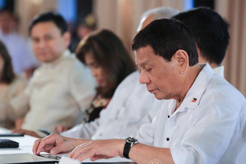 Tax amnesty bill awaits Duterte nod