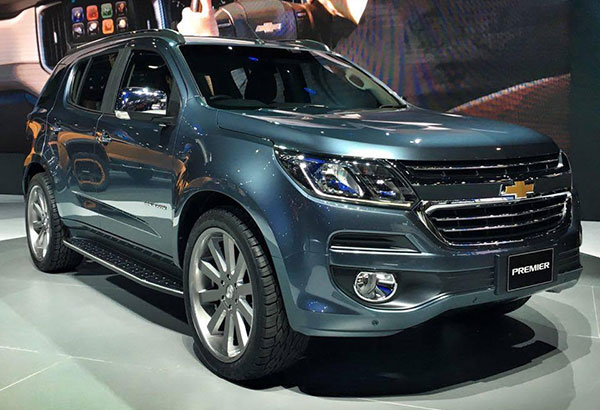 Chevrolet unveils 2017 Trailblazer, Colorado show trucks | Motoring, Business Features, The ...