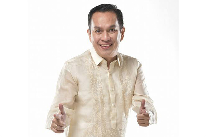 Filipino 'Funniest Person in the World' takes comedy seriously