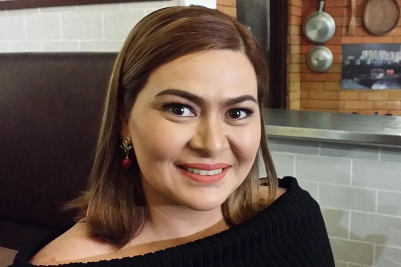 Aiko Melendez feels blessed when loveless | Philstar com