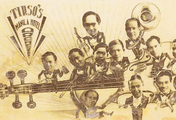 Tirso's Manila Hotel Orchestra
