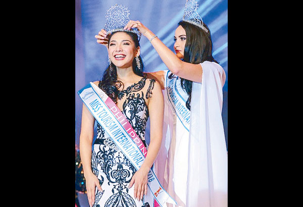 Philippines bet is 2017-18 Miss Tourism Int'l | Philstar com