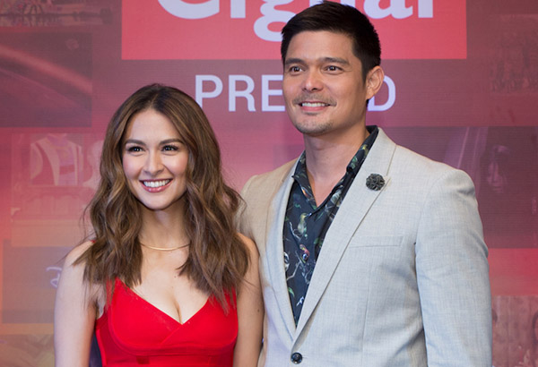 WATCH: Dingdong Dantes, Marian Rivera on rumored political ...