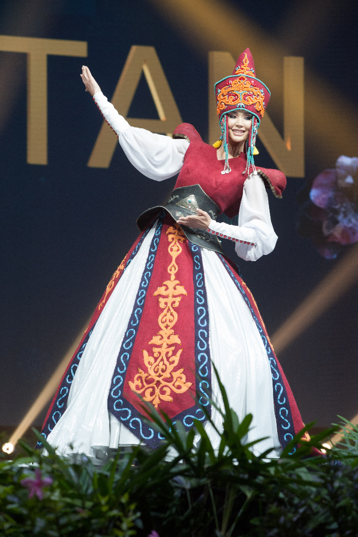 In photos: All the Miss Universe 2018 national costumes