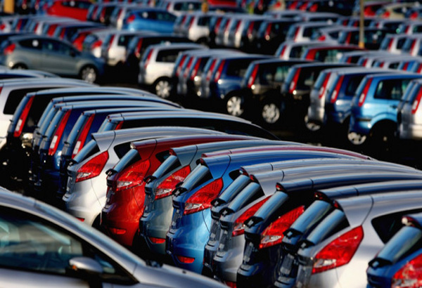 vehicle sales up in 7 months philstar com