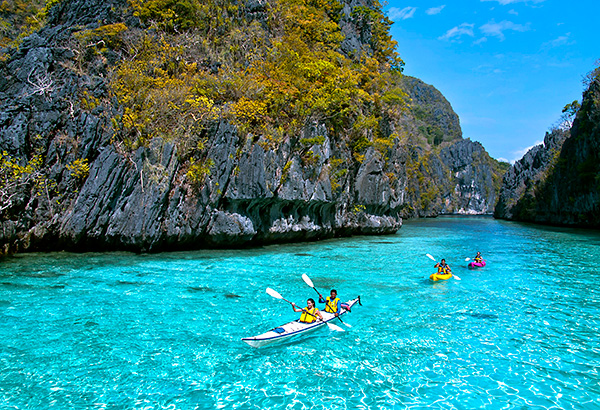 El Nido voted world�s 6th destination on the rise
