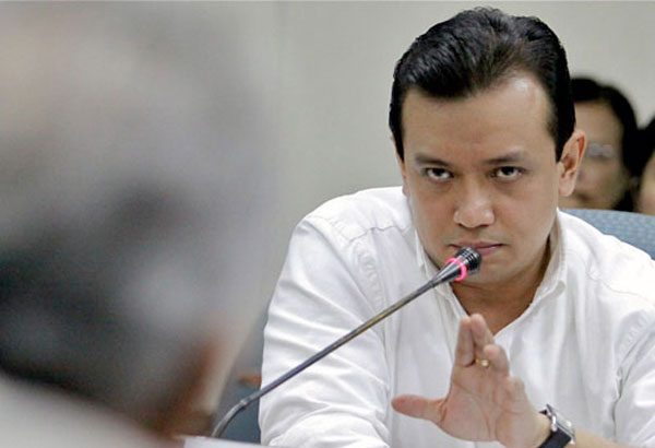 'Era of fake news over': Trillanes to sue Tulfo, Mocha for libel