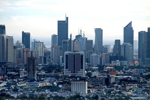 Philippine economy grows 6.5% in Q2 2017
