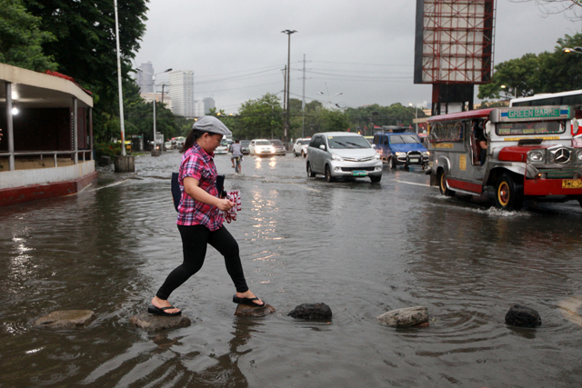 LIVE List: Flooded areas in Metro Manila, July 27