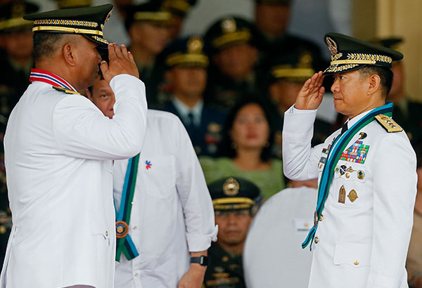Año is new AFP chief