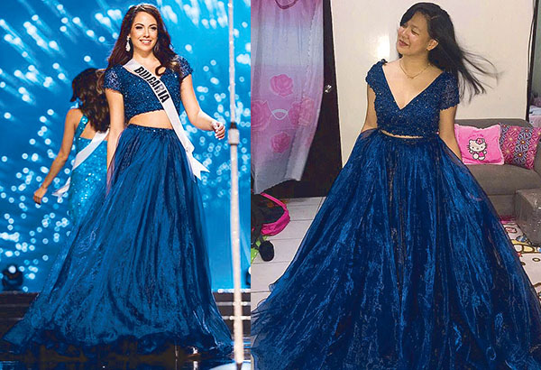 Viral: Filipina single mom claims Miss Bulgaria�s gown for daughter�s prom