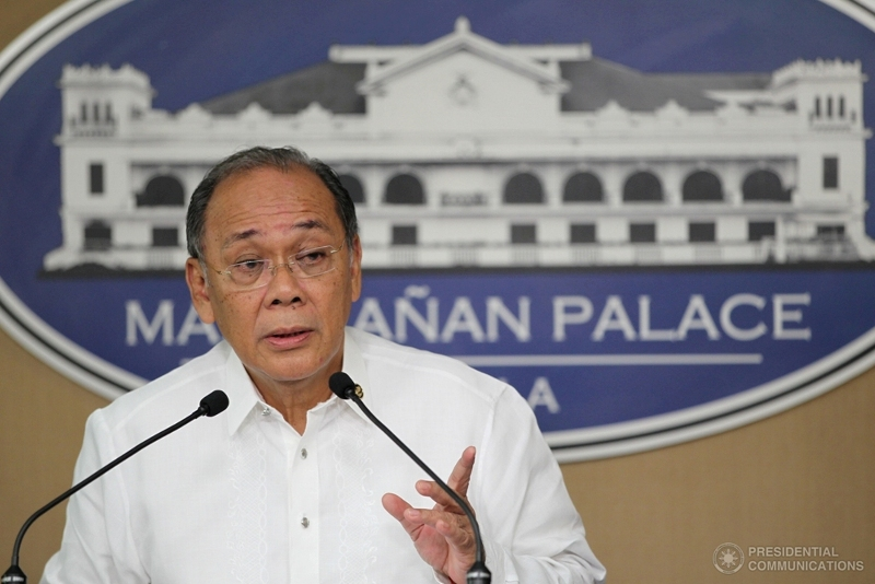 Palace rushes to explain as Duterte mistakenly aims ire at EU