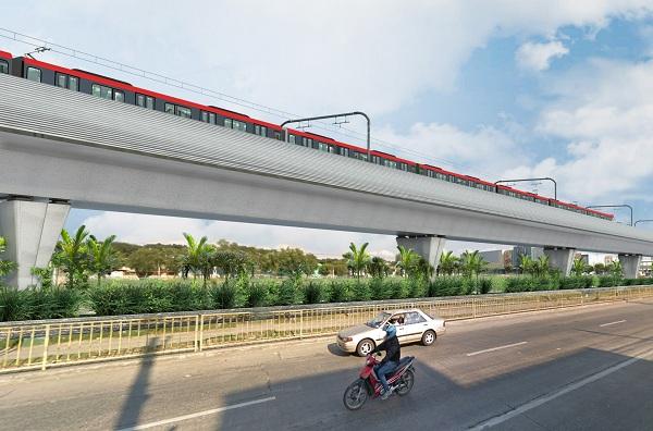 DOTr groundbreaks Manila -Clark rail project