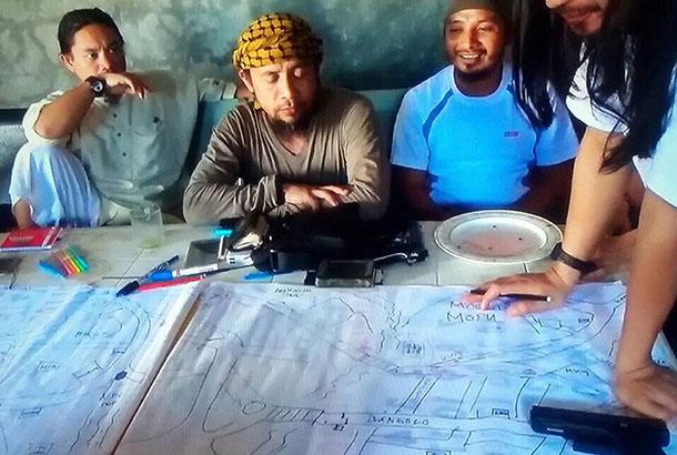 �Terrorist leadership in Marawi crumbling�