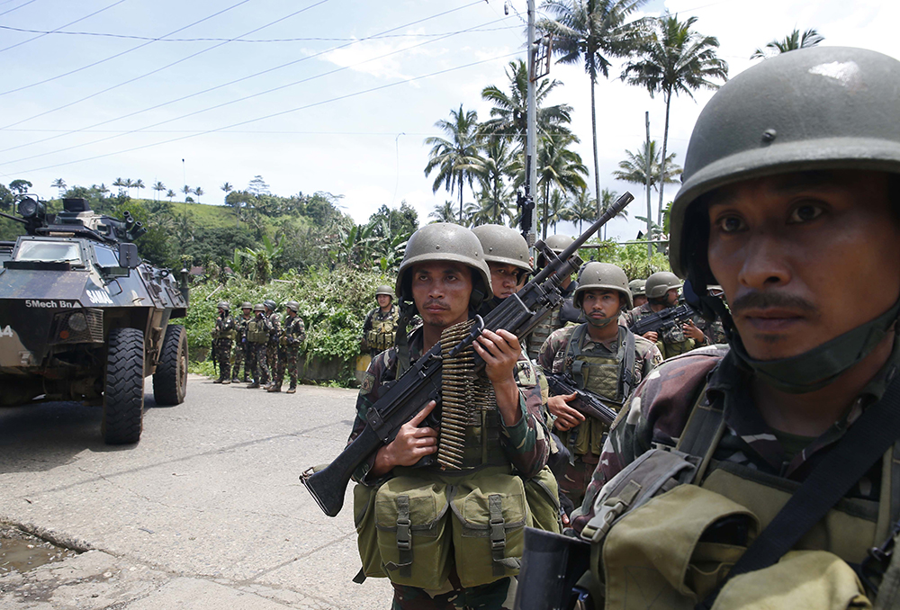 Indonesia, Malaysia, Philippines to join forces vs militants