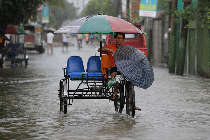 LIST: Flooded areas in Metro Manila, September 12