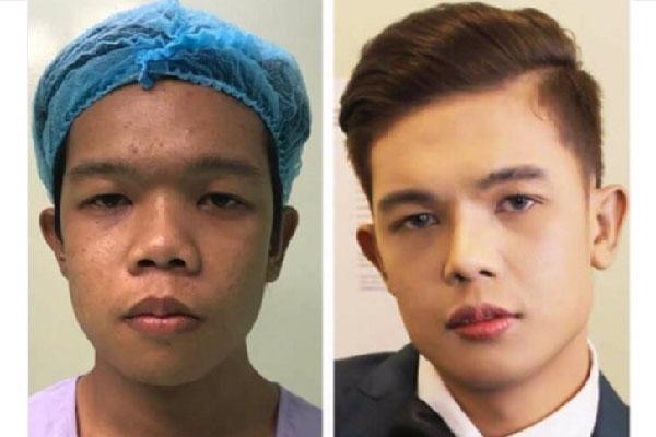 Xander Ford shocks, delights netizens