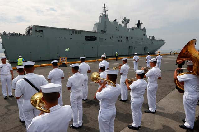 Commentary: Australia is Philippines� other security partner