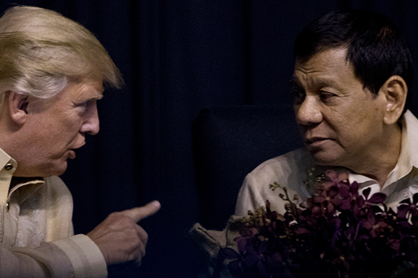 Fact check: Trump's 'additional' pledge of $14.3M for Marawi; $2M for drug war