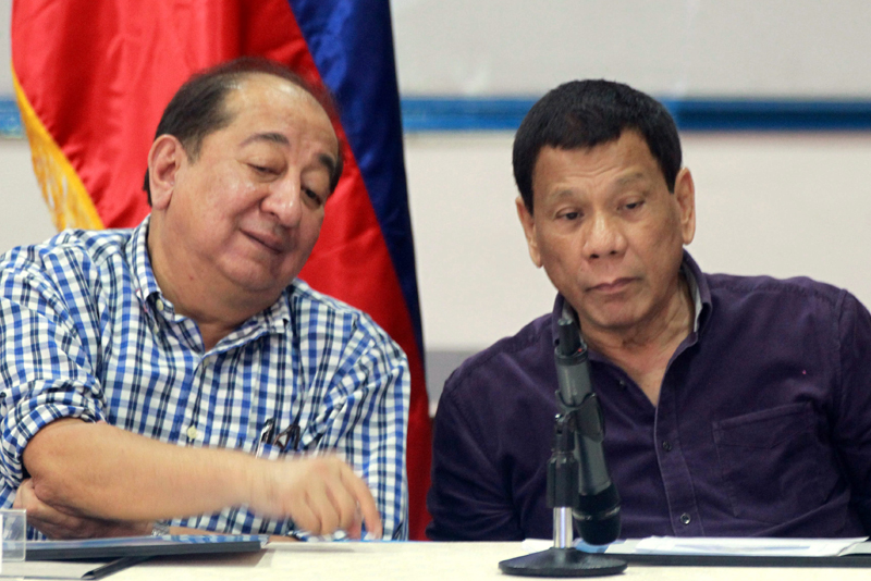 Rody pledges P50 M for families affected by Mayon