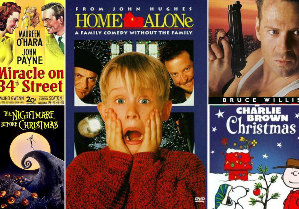 5 Films to Watch this Christmas