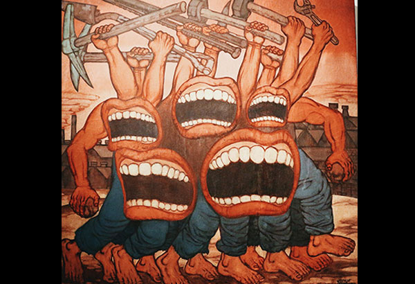 Exploring Lopez Museum�s political cartoons and the pleasures of resistance