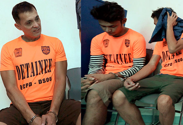 Ex-PBA star,  2 others nabbed for drugs
