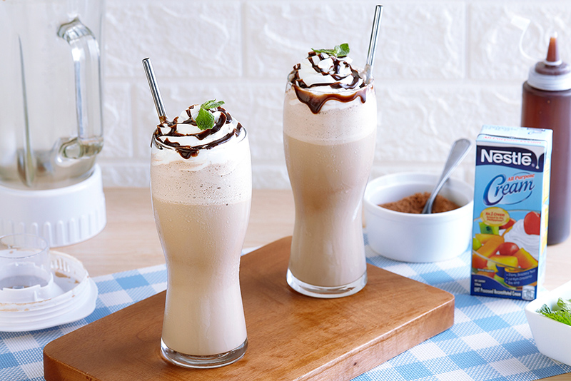 LIST: 3 easy and creamy frappes to make for your family at home this holiday