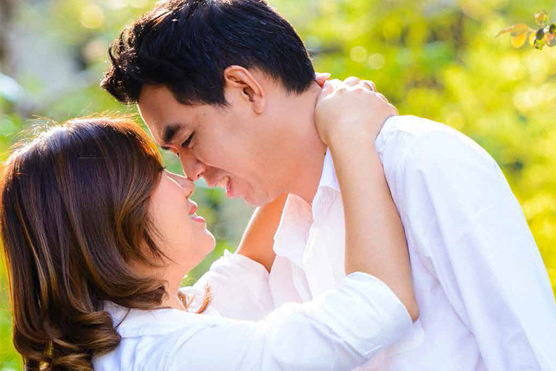 Study: Filipino couples are the most intimate in Asia