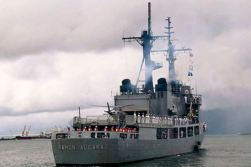 Philippines, Australia conduct maritime patrol in Sulu Sea