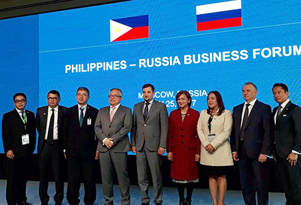 Philippines, Russia firms sign $875 M business deals