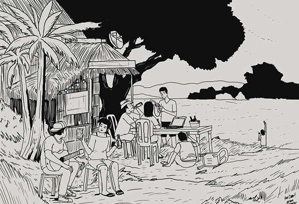 EDITORIAL: The most patriotic thing to do is to move out of Manila