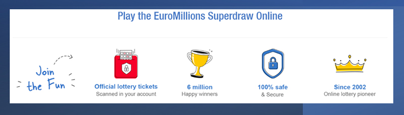€130 million jackpot of EuroMillions Superdraw is equivalent to P7.6 billion – Here's how you can play!