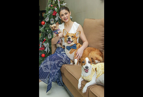 Carla Abellana would love to raise a houseful of pets — and