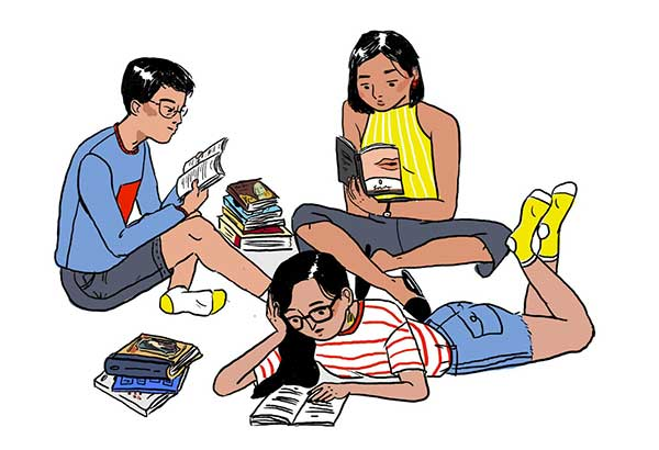Xandra Ramos-Padilla and your favorite Filipino creatives answer: What�s your National Book story?
