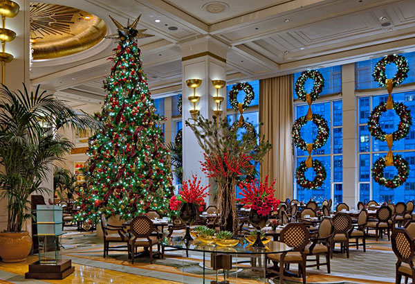 The World's Most Beautiful Christmas Trees