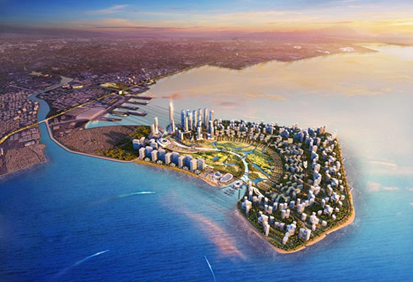 World�s biggest �smart city� to rise in Philippines