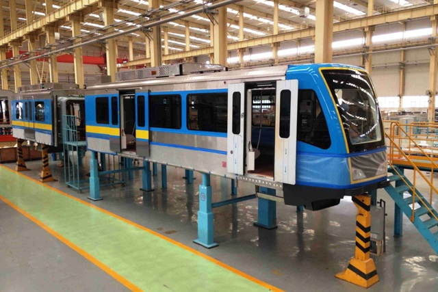 DOTr not accepting MRT-3 trains from China until audit done