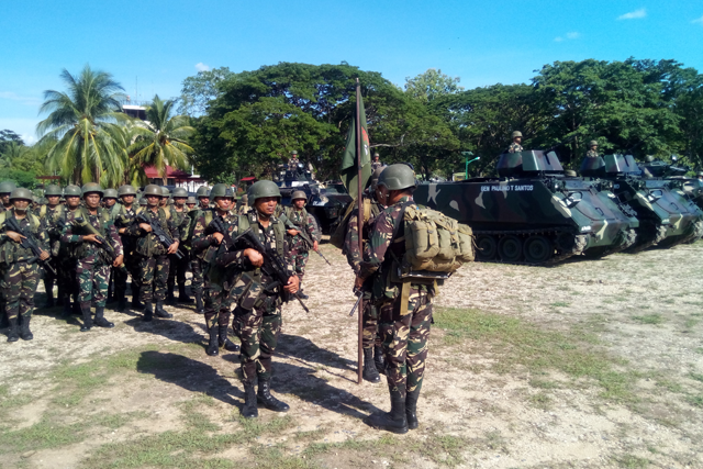 AFP: Marawi clashes part of security operation, not terrorist attack