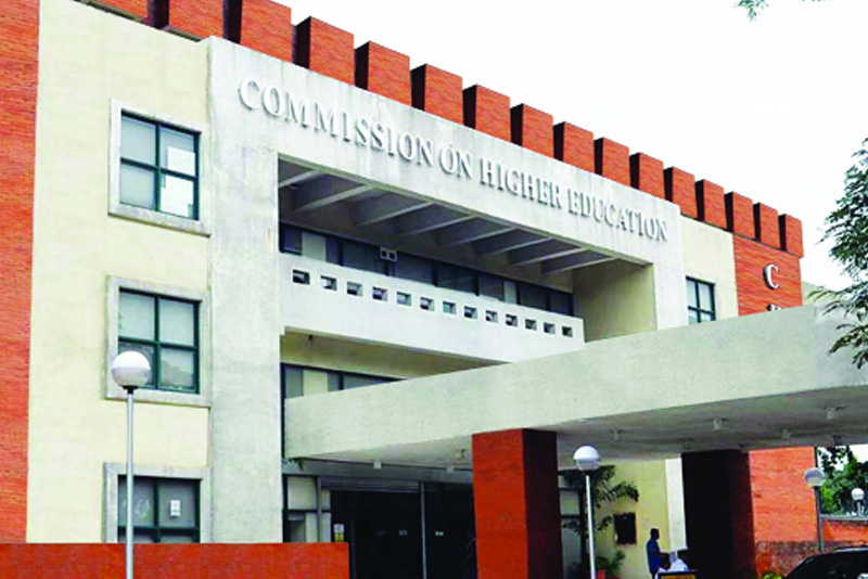 Power struggle looms at CHED