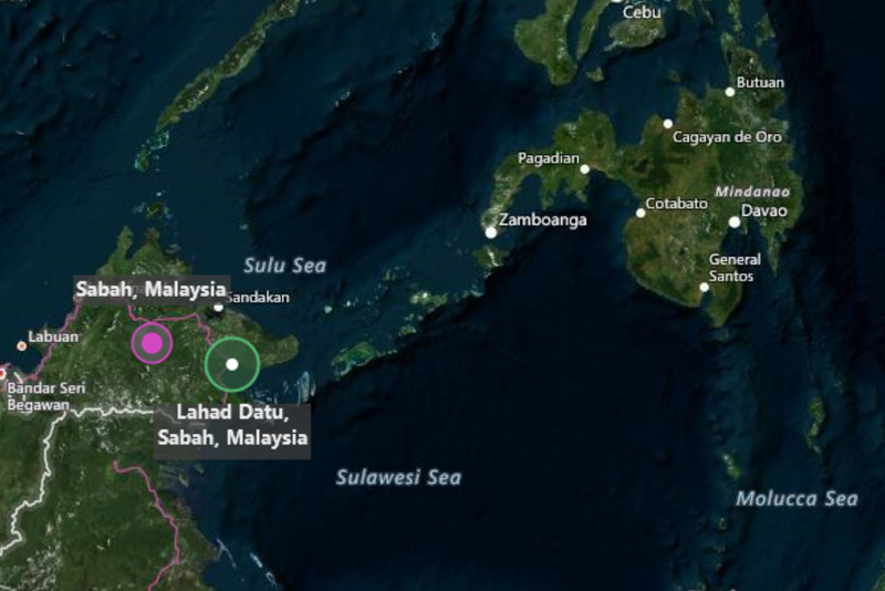 Proposed federal gov't set-up wants Sabah included in Philippine territory
