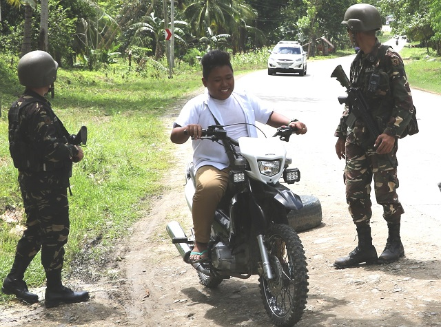 Maguindanao, Lamitan City officials OK with martial law until 2022