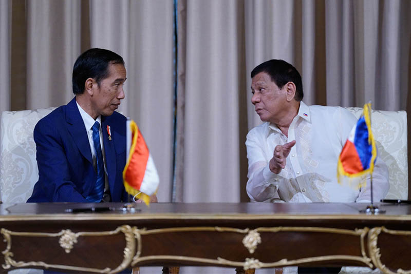 Duterte 'learned' from 1980s Indonesia killings, says Jokowi's minister