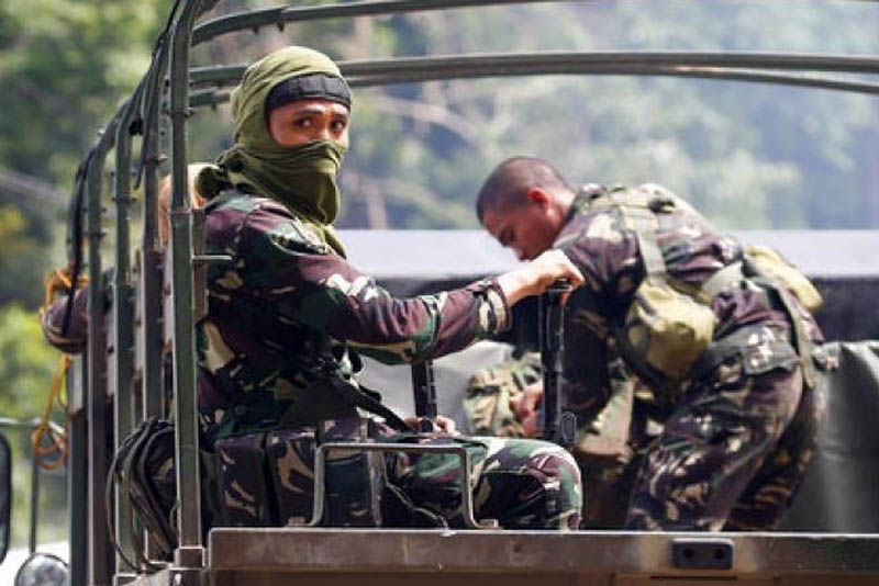 Troops rescue 17 hostages from Maute
