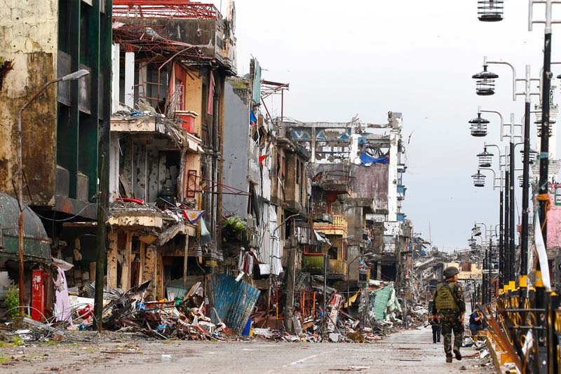 Philippines is 12th country most affected by terrorism